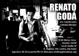 show renato goda studio ap dia 30/03